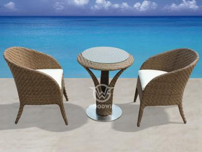 Outdoor Living Rattan Leisure Set